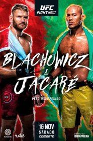 UFC Fight Night 164 – Blachowicz vs. Jacare
